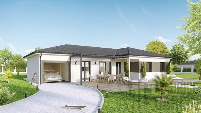 Terrains du constructeur MAURICE GARCIN IMMOBILIER • 298 m² • CARPENTRAS