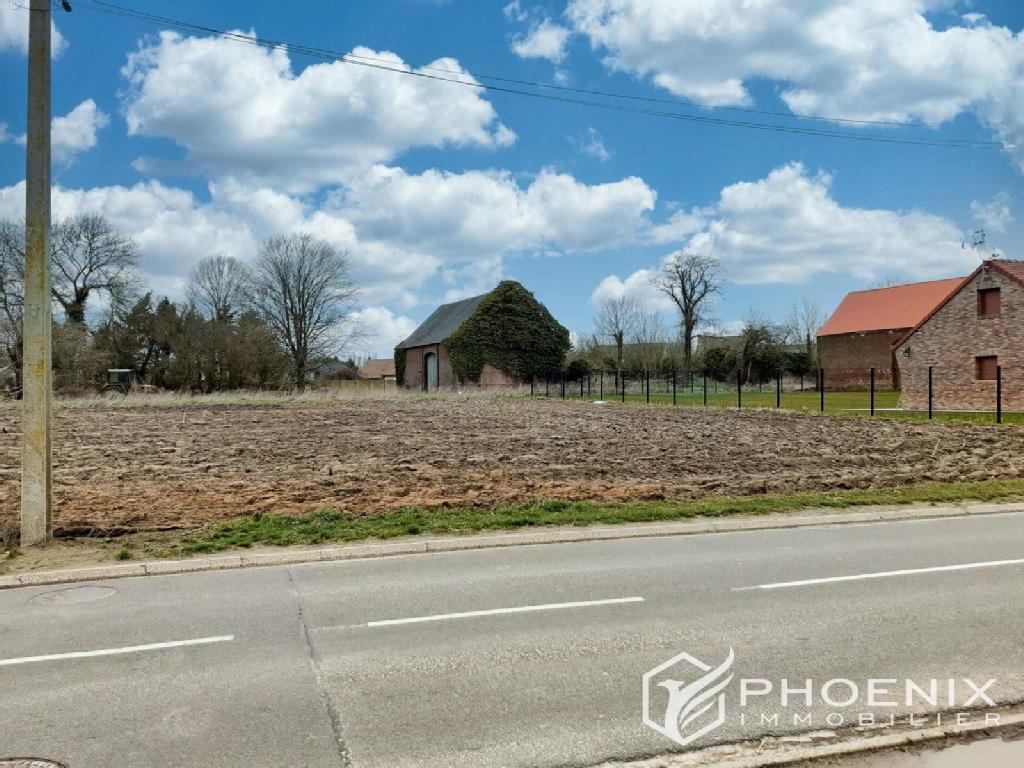 Terrains du constructeur AD2J GROUPE PHOENIX IMMOBILIER • 922 m² • WAMBAIX