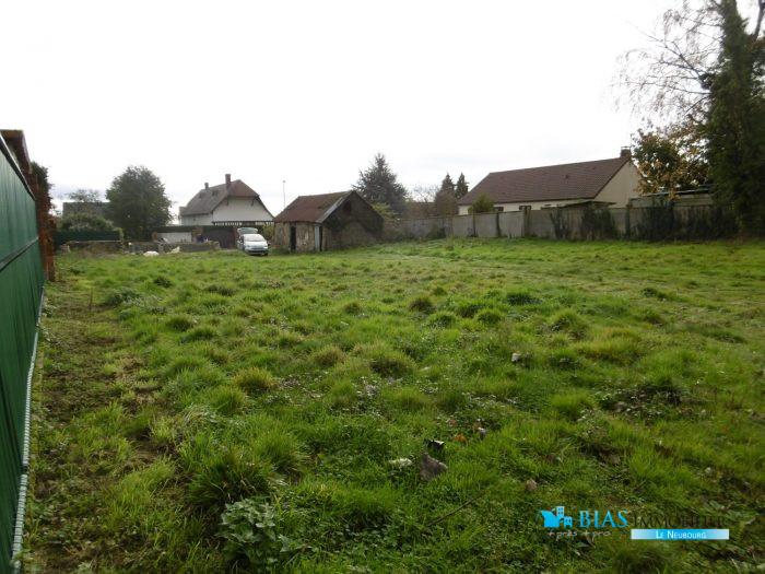 Terrains du constructeur Cabinet Bias Le Neubourg • 706 m² • QUATREMARE