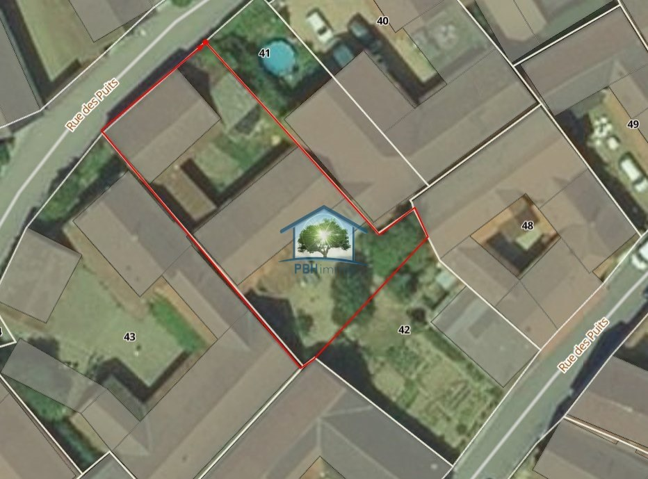 Terrains du constructeur PBH IMMO SOTTEVILLE LES ROUEN • 550 m² • SCHILLERSDORF
