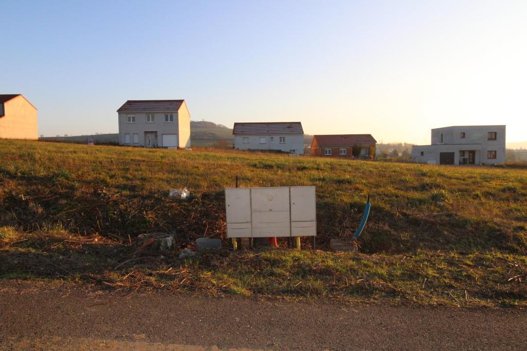Terrains du constructeur POLE IMMOBILIER MUSSIPONTAIN • 429 m² • PONT A MOUSSON