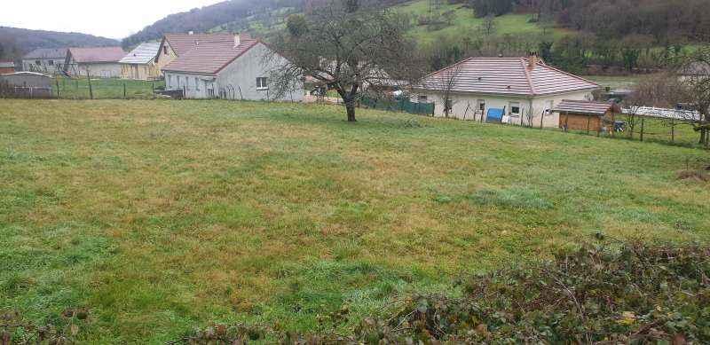 Terrains du constructeur SQUARE HABITAT BESANCON • 1488 m² • OUGNEY DOUVOT
