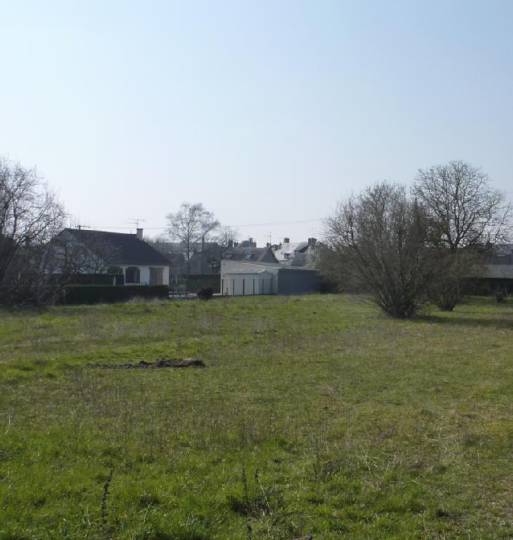 Terrains du constructeur NEGOCIM • 475 m² • ARTENAY