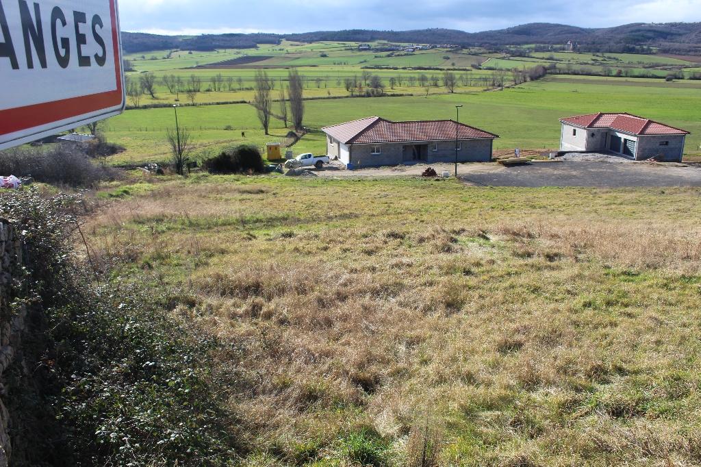 Terrains du constructeur LAFORÊT ISSOIRE IMMOBILIER - AGENCE DE BRIOUDE • 1197 m² • LORLANGES