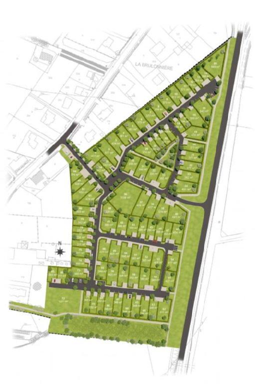 Terrains du constructeur ACANTHE • 458 m² • GUIGNEN