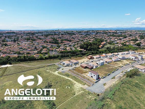 Terrains du constructeur GROUPE ANGELOTTI • 456 m² • BEZIERS