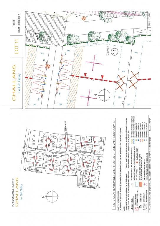 Terrains du constructeur AGENCE ROCHER IMMOBILIER • 399 m² • CHALLANS