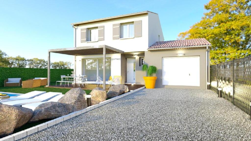 Terrains du constructeur PBC • 400 m² • CARPENTRAS