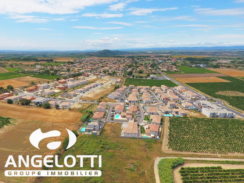 Terrains du constructeur GROUPE ANGELOTTI • 556 m² • COLOMBIERS