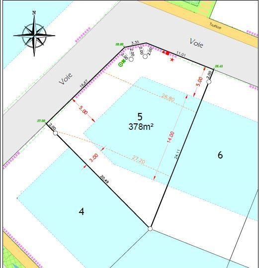 Terrains du constructeur ZEBRE IMMO • 378 m² • VANNES