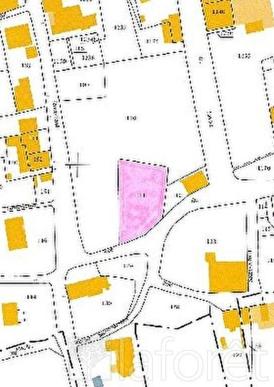 Terrains du constructeur LAFORÊT IMMOBILIER - AGENCE IMMOBILIERE DU NAU • 840 m² • LE VIEIL DAMPIERRE