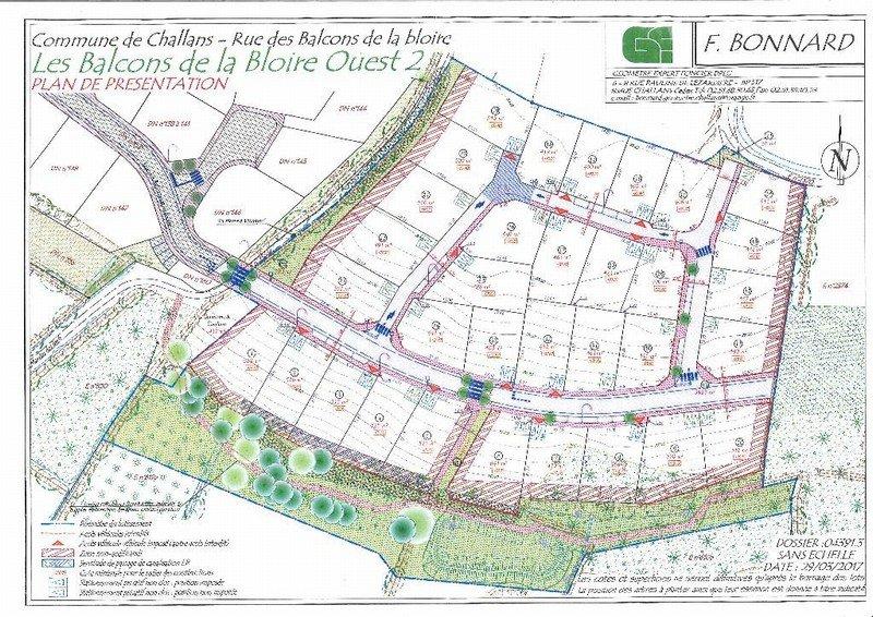 Terrains du constructeur VRIGNAUD ET BIRON IMMOBILIER • 528 m² • CHALLANS