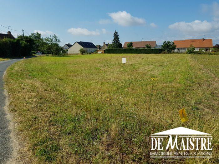Terrains du constructeur DE MAISTRE IMMOBILIER • 1200 m² • CHATEAUNEUF SUR LOIRE