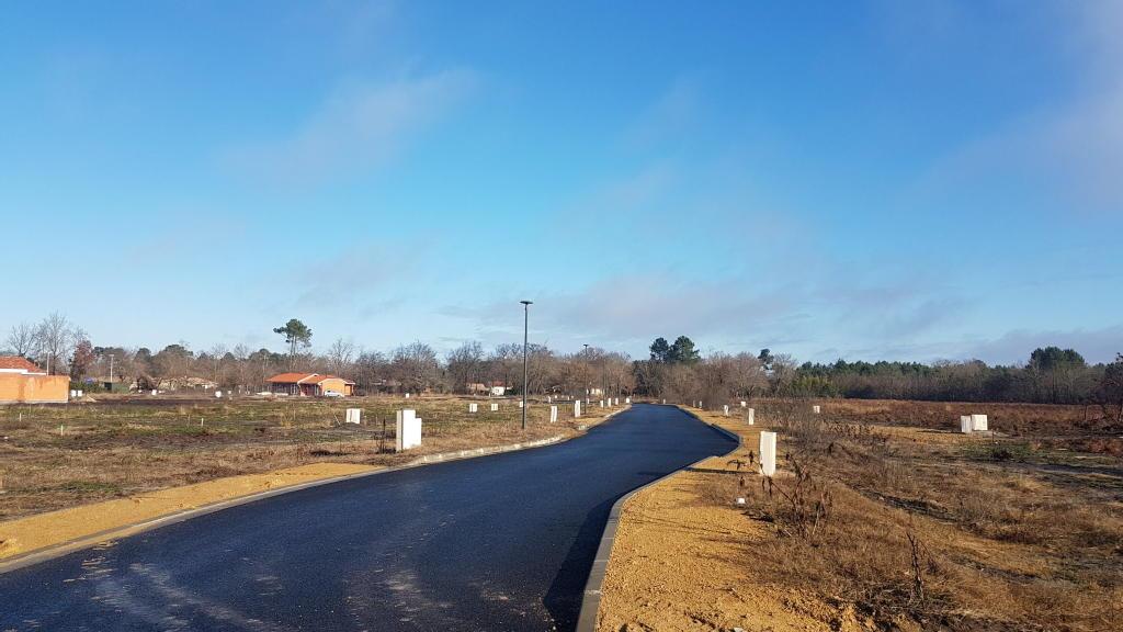 Terrains du constructeur IMOCONSEIL FRANCE SAS • 500 m² • MIMIZAN