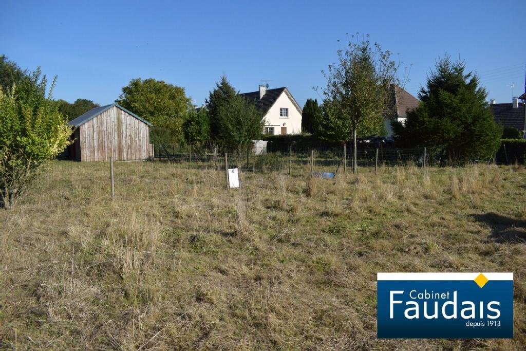 Terrains du constructeur CABINET FAUDAIS • 0 m² • ORVAL