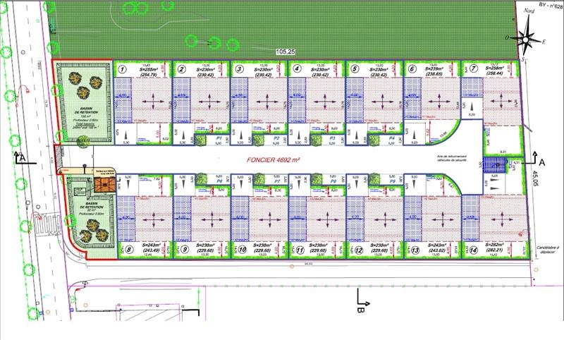 Terrains du constructeur LIONEL PENANT IMMOBILIER • 239 m² • CARPENTRAS