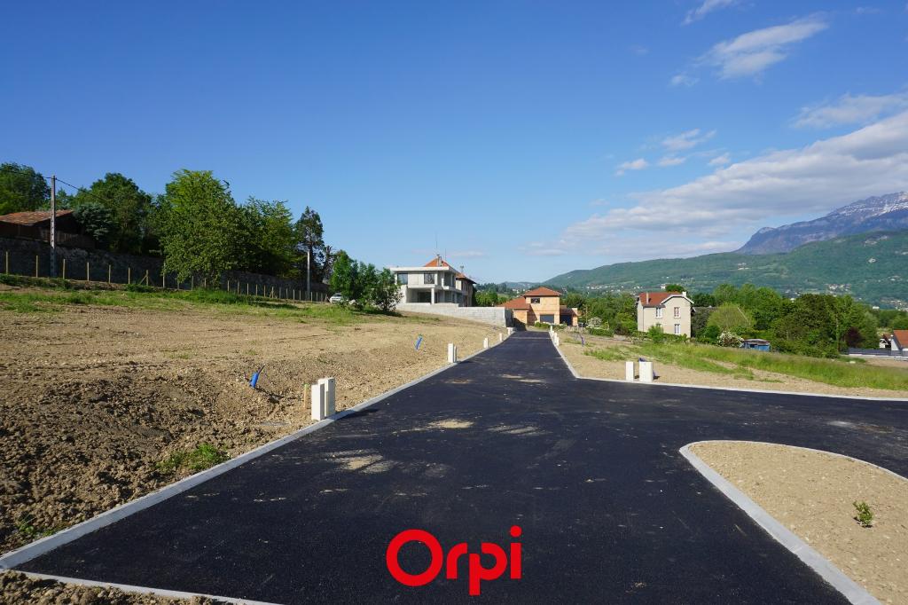 Terrains du constructeur ORPI MOIRANS AFG • 350 m² • SAINT JEAN DE MOIRANS