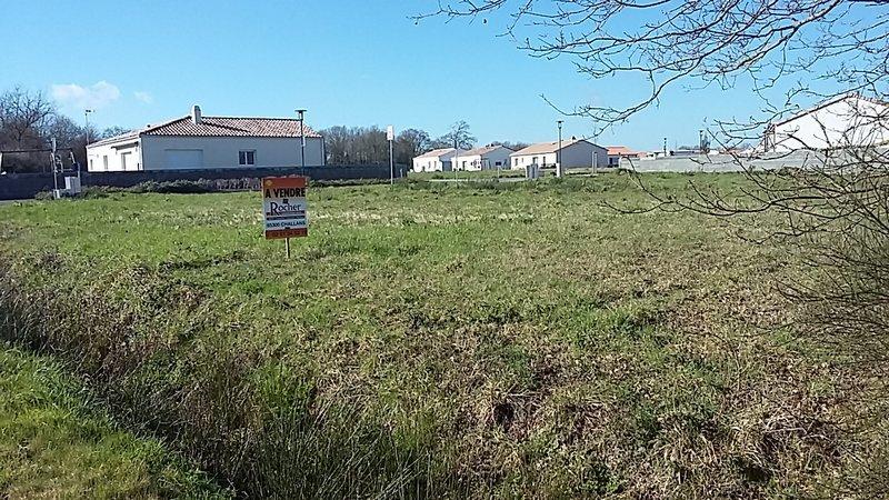 Terrains du constructeur ROCHER IMMOBILIER • 548 m² • LA GARNACHE
