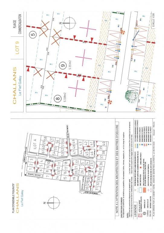 Terrains du constructeur AGENCE ROCHER IMMOBILIER • 351 m² • CHALLANS