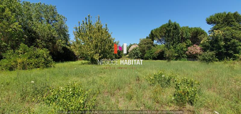 Terrains du constructeur NEGOCE HABITAT • 910 m² • LUNEL