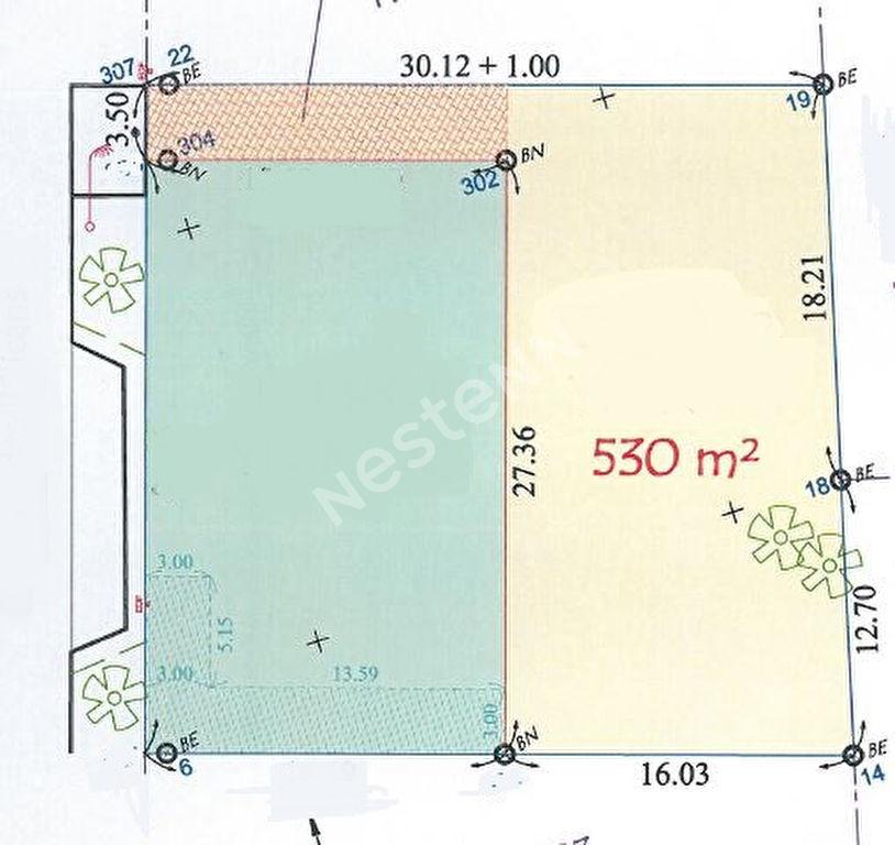 Terrains du constructeur NESTENN SARZEAU • 530 m² • SARZEAU