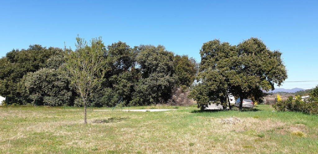 Terrains du constructeur IMMOBILIÈRE LES ALLÉES • 1419 m² • GRIGNAN