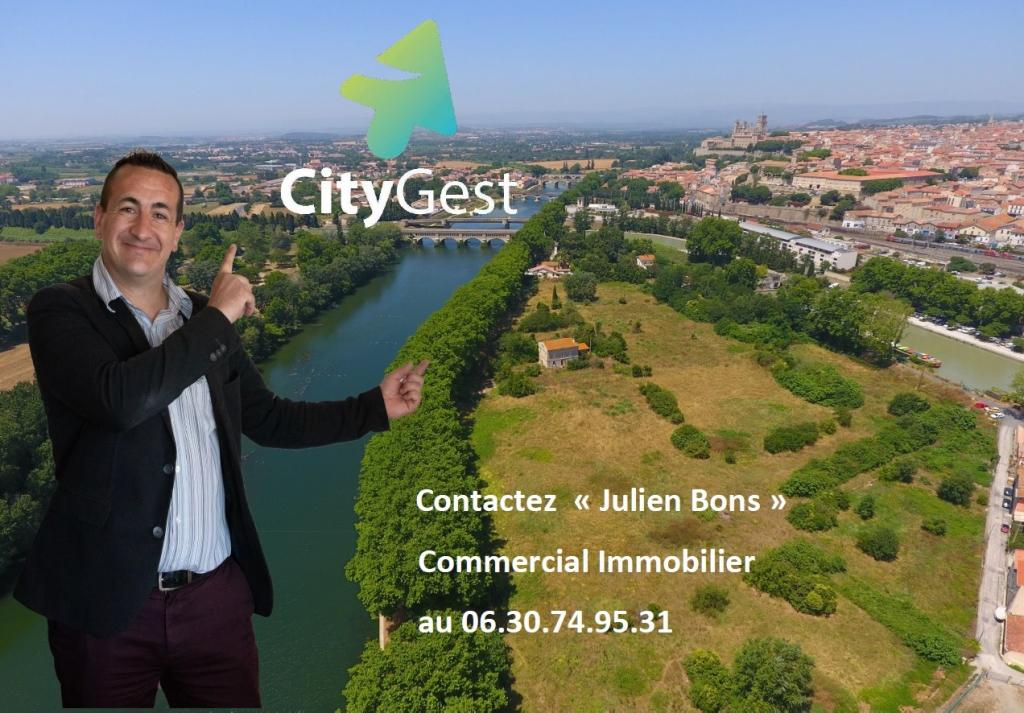 Terrains du constructeur CITYGEST • 1100 m² • BEZIERS