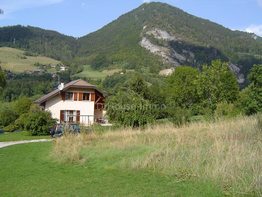 Terrains du constructeur DR HOUSE IMMO • 670 m² • CHEVENOZ