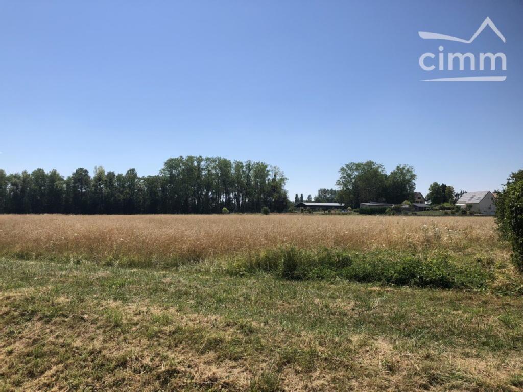 Terrains du constructeur GENLIS IMMO • 9244 m² • AUBIGNY EN PLAINE
