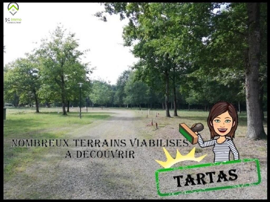 Terrains du constructeur 3G IMMO CONSULTANT • 1548 m² • TARTAS