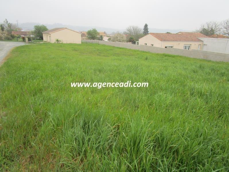 Terrains du constructeur AGENCE ADI IMMOBILIER • 1600 m² • SAINT MAIXENT L'ECOLE
