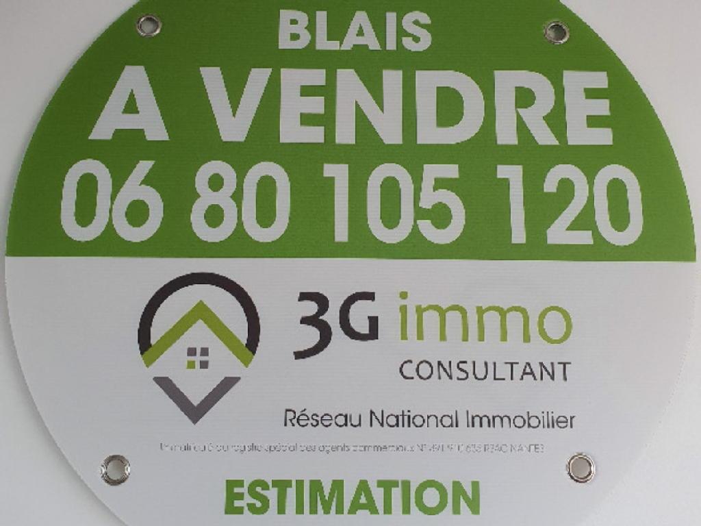 Terrains du constructeur 3G IMMO-CONSULTANT • 274 m² • ABBARETZ