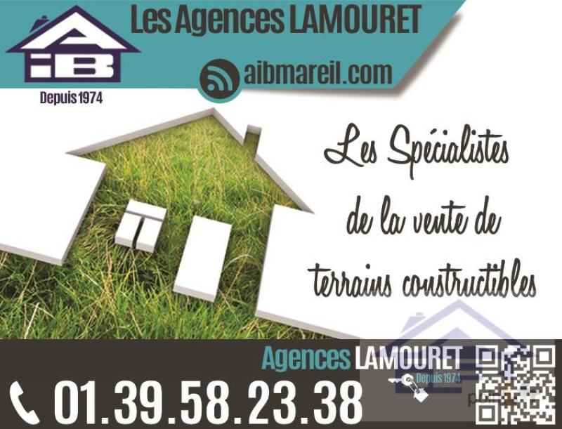 Terrains du constructeur A I B • 474 m² • MAREIL MARLY