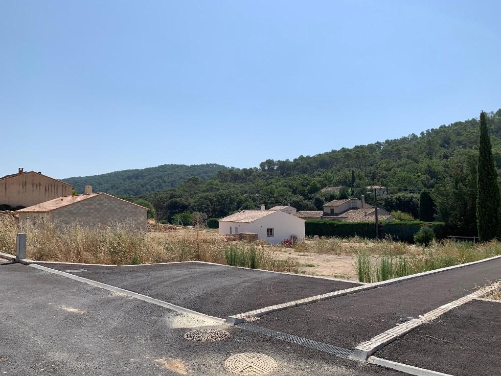 Terrains du constructeur CONCERTO IMMOBILIER • 754 m² • CABASSE