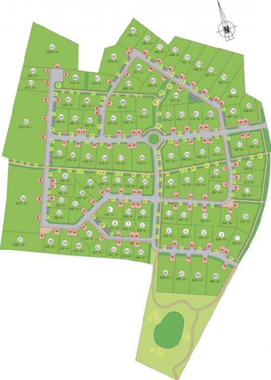 Terrains du constructeur ACANTHE • 431 m² • LECOUSSE