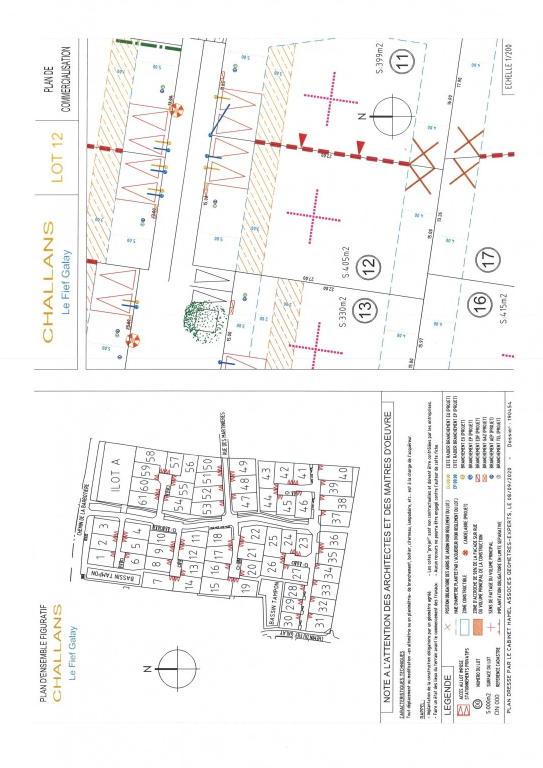 Terrains du constructeur AGENCE ROCHER IMMOBILIER • 405 m² • CHALLANS