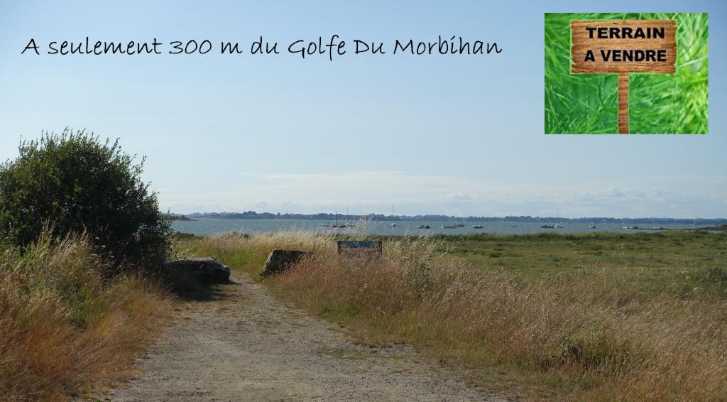 Terrains du constructeur BENEAT CHAUVEL • 400 m² • SARZEAU
