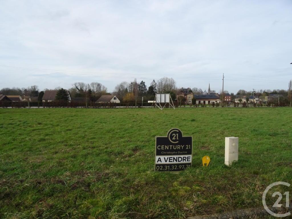 Terrains du constructeur CENTURY 21 - CHRISTOPHE DUCLOS • 1213 m² • SAINT VICTOR DE CHRETIENVILLE