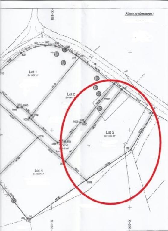 Terrains du constructeur HM IMMO • 0 m² • JOURGNAC