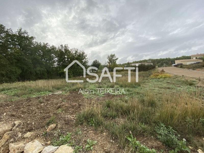 Terrains du constructeur SAFTI • 1202 m² • SAINT ANTONIN DU VAR