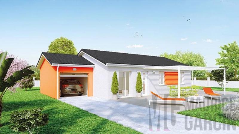 Terrains du constructeur MAURICE GARCIN IMMOBILIER • 488 m² • CARPENTRAS