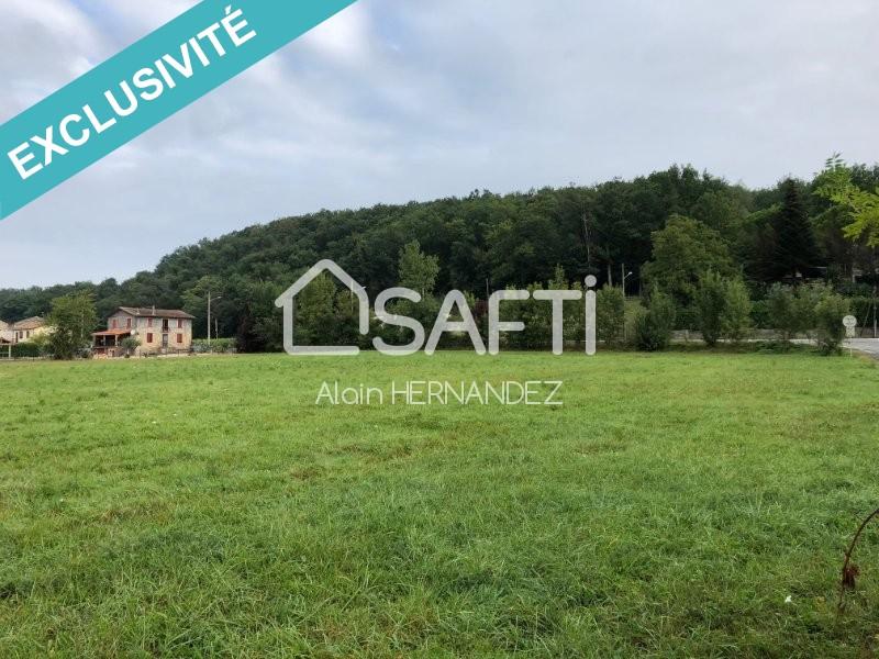 Terrains du constructeur SAFTI • 2527 m² • BEAUCHALOT