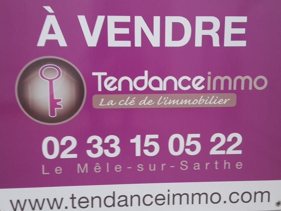 Terrains du constructeur TENDANCE IMMO • 1825 m² • LE MELE SUR SARTHE