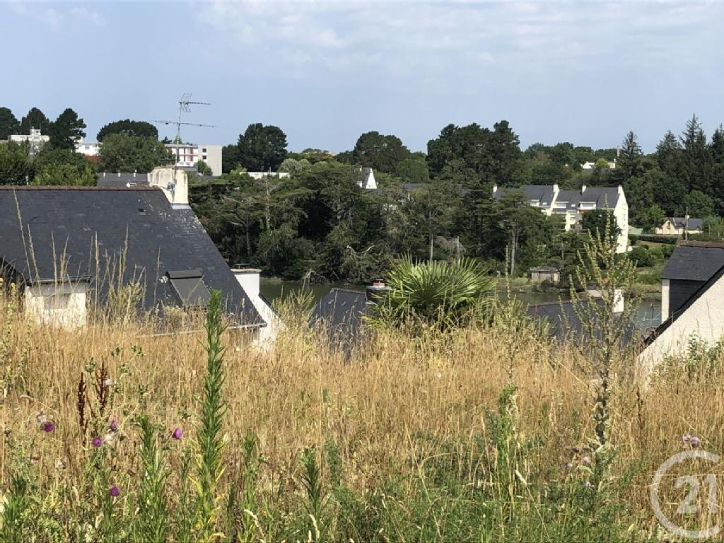 Terrains du constructeur CENTURY 21 • 0 m² • AURAY