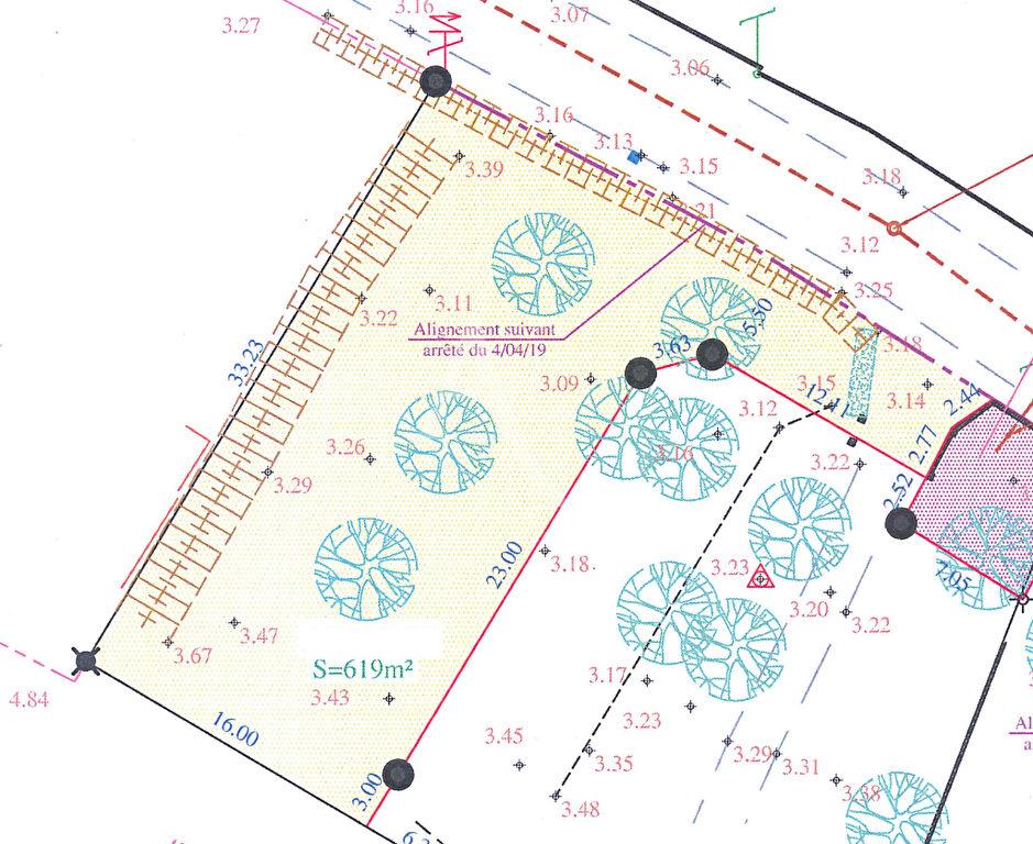 Terrains du constructeur L ADRESSE ST JEAN DE MONTS • 619 m² • SAINT JEAN DE MONTS