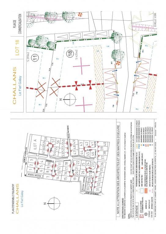Terrains du constructeur AGENCE ROCHER IMMOBILIER • 425 m² • CHALLANS