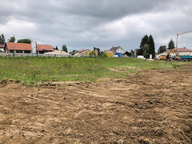 Terrains du constructeur LA PIERRE TRANSACTION • 704 m² • LEVIER