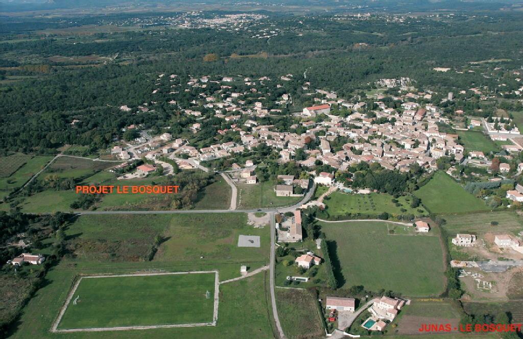 Terrains du constructeur TERRES DU SOLEIL • 316 m² • JUNAS