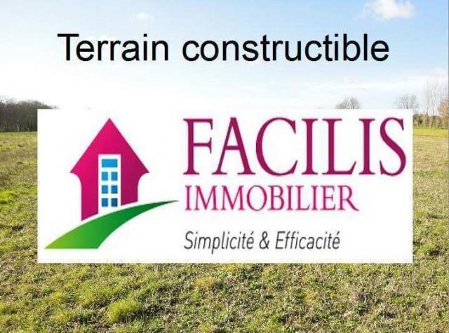 Terrains du constructeur FACILIS IMMOBILIER • 581 m² • LA VILLEDIEU DU CLAIN