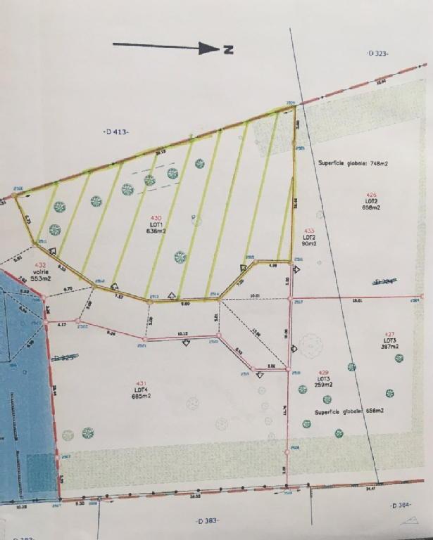 Terrains du constructeur GENLIS IMMO • 636 m² • GENLIS